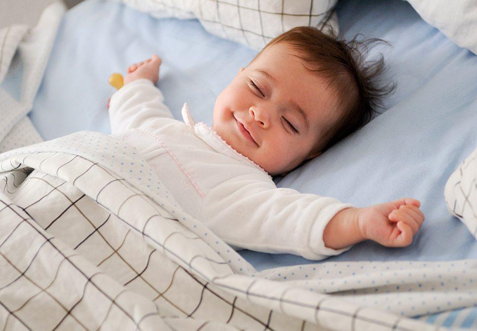 Perchè il mio bambino non dorme pur avendo sonno?